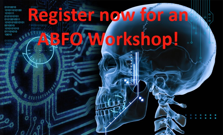 Register now for an ABFO Workshop!